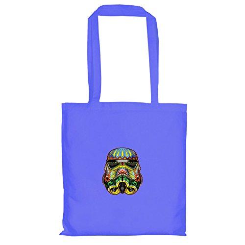 Texlab–Art Trooper–sacchetto di stoffa Marine