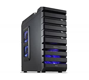 Zebronics ZEB-523B Gaming Cabinet with 450-watt SMPS