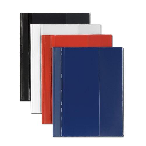 Preisvergleich Produktbild Herlitz 5790209 Schnellhefter A4 Combi farbig sortiert, PVC 5er Packung
