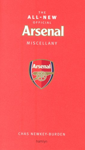 The Official Arsenal Miscellany por Dan Brennan
