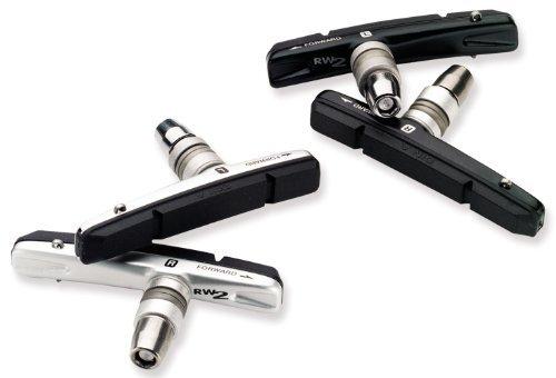 Avid Rim Wrangler 2 Cartridge Brake Pads - Black, Pair by Avid (Avid Rim)