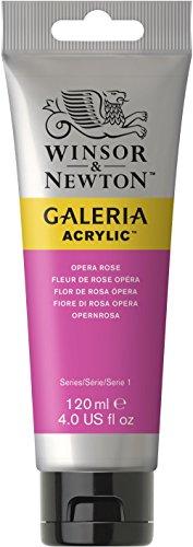 Winsor & Newton - Vernice acrilica Galeria, 120ml Rosa -