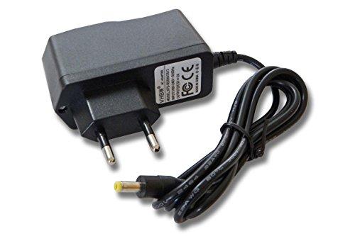 vhbw 220V Netzteil Ladegerät Ladekabel für Navi, PDA, Ebook Reader Tomtom GO 300, 500, 510, 700, 710, 910, One 1.Generation. -