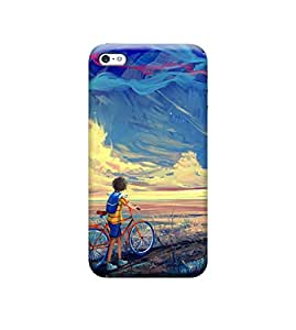 Ebby Premium Printed 3D Designer Back Case Cover For Apple iPhone 4/4s (Premium Designer Cae)