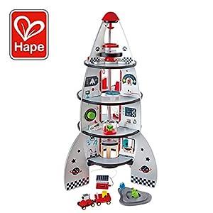 Fusée spatiale HapeCaractéristiques : Fusée spatiale HapeMène ta propre expédition imaginaire à travers l'espace ! Joue avec un ami et inventez ensemble une histoire intergalactique ! Décrivez tout ce que vos astronautes et extraterrestres peuvent f...