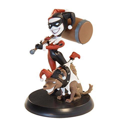 """DC Comics Harley Quinn 4"""" Q-Fig, Loot Crate Exclusive"""