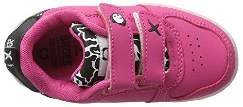 Wize & Ope Led-k07cam, chaussons d'intérieur mixte enfant Pink (Pink Camo)