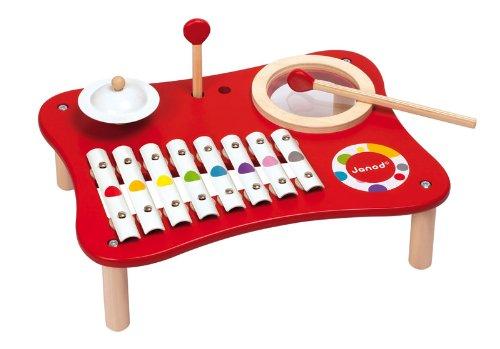 Imagen principal de Janod 4507624 - Mesa musical de juguete