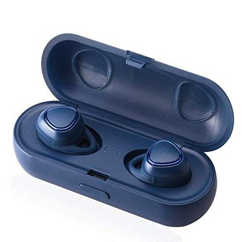 SHIPZONE Samsung Gear IconX (2018 Edition) Cord-Free Fitness Earbuds (US Version) - Blue