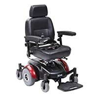 "Drive Titan AXS 18"" Electric Wheelchair Powerchair Mobility Aid 4mph Shoprider"