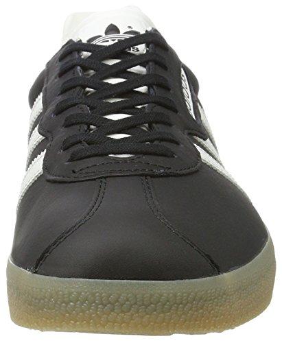 adidas Gazelle Super, Scarpe da Ginnastica Basse Uomo Nero (Core Black/vintage White/gum)