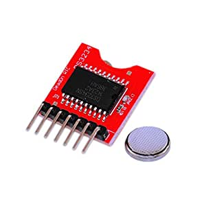 Sparkykit DS3234 Ultra-High Precision Real-Time Clock Module ARDUINO-Down Travel Time Clock Module