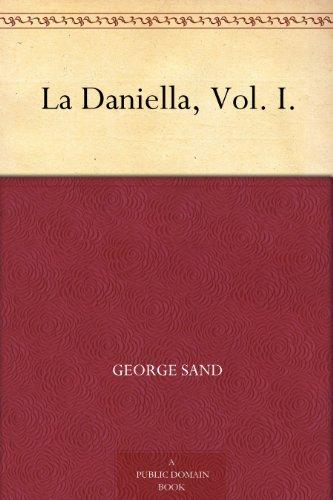 Couverture du livre La Daniella, Vol. I.