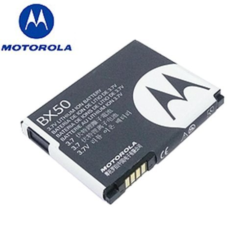 Motorola Handy V9 (Original Akku Motorola BX50 920 mAh 3,7V Für Motorola V3X)