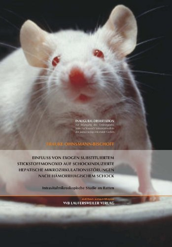 Einfluss von exogen substituiertem Stickstoffmonoxid auf schockinduzierte hepatische Mikrozirkulationsstörungen nach hämorrhagischem Schock. Intravitalmikroskopische Studie an Ratten