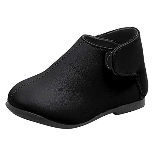 Beikoard Kinderschuhe, Baby Kinder Sneaker Stiefel Schnee Baby Freizeitschuhe Booties Blinkende Schuhe, Lichtschuhe, Warm Schuhe