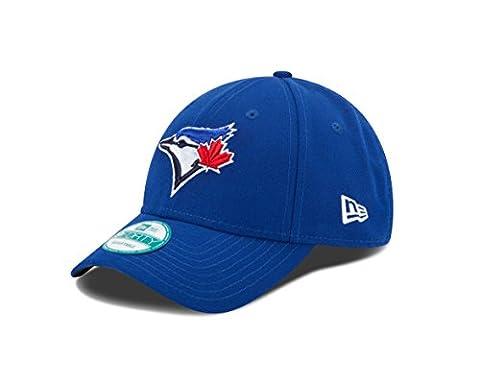 New Era The League Toronto Bleue Jays Gm - Casquette pour Homme, couleur Bleu, taille OSFA