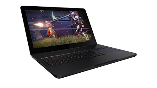 Razer Blade Pro (17' Ecran IPS Full-HD) Portable PC Gaming (Intel i7-7700HQ, 16 Go RAM, 256 Go SSD + 2 To HDD, NVIDIA GeForce GTX 1060 6 Go, Windows 10) - French AZERTY Layout