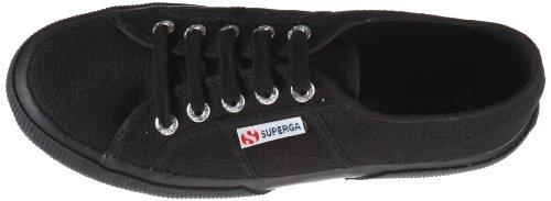Superga 2750 Cotu Classic, Baskets mixte adulte Noir-TR-J1-38