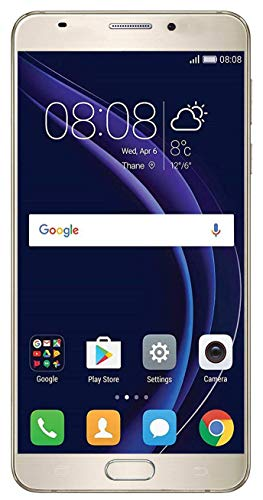 Surya Tashan Model TS455 (2 GB RAM Model with 5.0-inch 720p Display 16 GB Internal Memory and 5/2 MP Camera HD Smartphone, Gold)