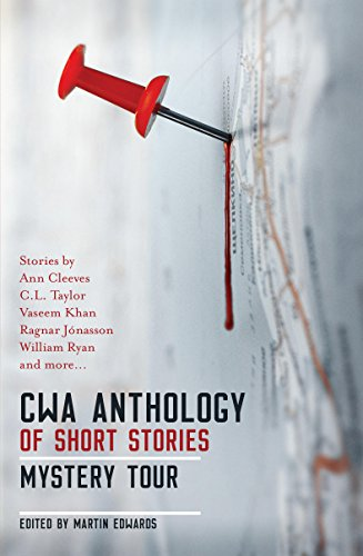 CWA Short Story Anthology