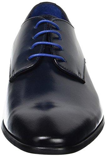 Azzaro - Jory, Scarpe stringate Uomo Blu (Marine)