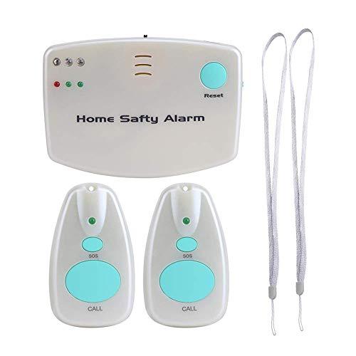 Wireless Home Alarmanlage Medical Alarm System Home Notfall für Patienten und ältere Menschen