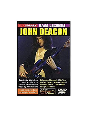 Lick Library: Bass Legends - John Deacon [UK Import]