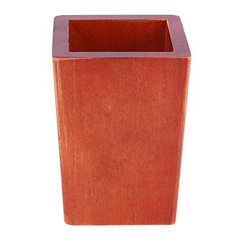 Matefield multifunzione portapenne in legno storage box matita desktop contenitore