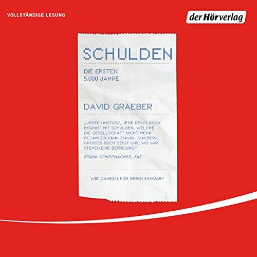 Buchseite und Rezensionen zu 'Schulden: Die ersten 5000 Jahre' von David Graeber