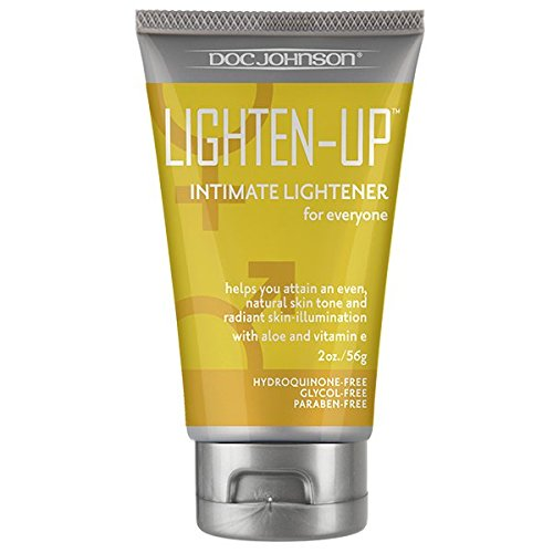 Doc Johnson Lighten Up Intim Bleichcreme 56g