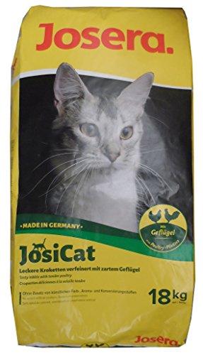Josera Josicat Geflugel Adult, 1er Pack (1 x 18 - Katzenfutter Josicat Josera