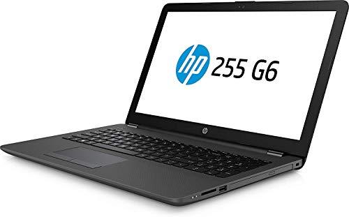 HP Notebook HP 255 Generazione 6 - AMD E2-9000e - 4 GB - SSD 256 GB - W10Pro - 1WY10EA_CTO