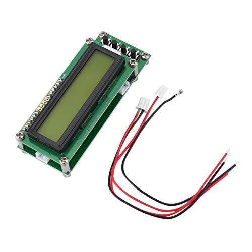 0,1-1100 MHz 1,1 GHz Frequenz Meter Zähler Tester Messung Digital Cymometer Modul Für Ham Radio PLJ-1601-C Meter Ham Radio