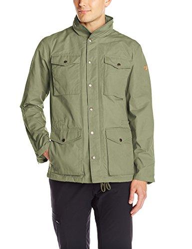 Fjällräven Herren Räven Jacket Outdoor Jacke, Green, XL