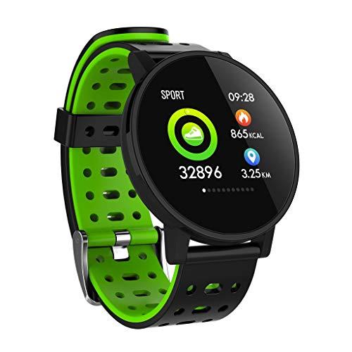 Vamoro Fitness Tracker, 1,3 '' Herzfrequenzaktivität Schritt Kalorien Smartwatch Armband Fitness Armband mit Pulsmesser für Kinder, Frauen, ()