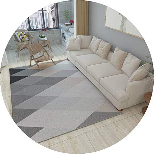 @XHX Decoración alfombra piso sala estar, alfombra