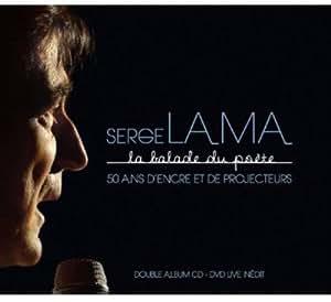 S.LAMA-LA...DU POETE LIVE 2CD