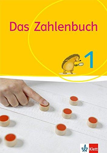 Preisvergleich Produktbild Das Zahlenbuch / Schülerbuch 1. Schuljahr: Allgemeine Ausgabe ab 2017