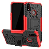 DWaybox Funda for OPPO Realme 3 Pro Hybrid Rugged Heavy Duty Hard Back Carcasa...