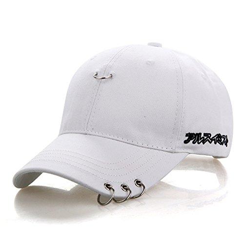 Richoose Verstellbarer Mode Eisen Ring Baseball / Sport / Sun Cap - Unisex (Hüte, Benutzerdefinierte Caps)