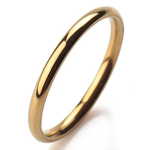 munkimix-larghezza-2mm-acciaio-inossidabile-anello-anelli-banda-oro-tono-matrimonio-dimensioni-14-uo