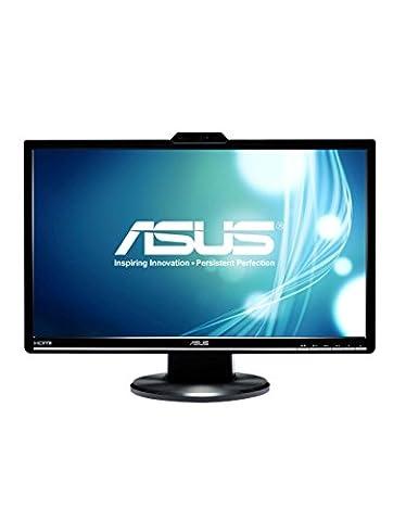 Asus VK248H 61 cm (24 Zoll) Monitor (VGA, DVI, HDMI, 2ms Reaktionszeit) schwarz