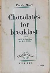 Chocolates for Breakfast