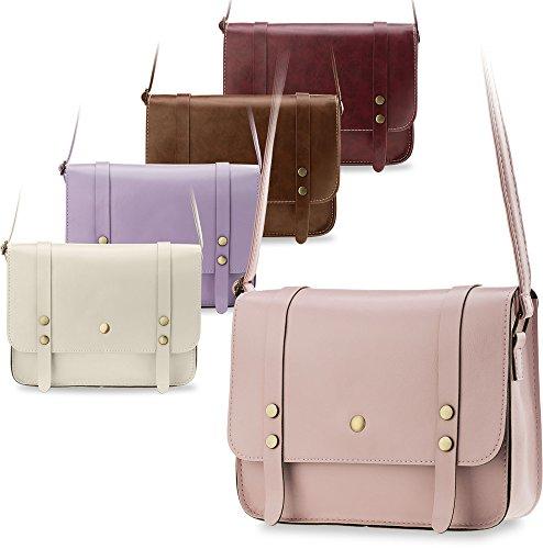 klassische-damentasche-city-tasche-bowlingbag-schultertasche-pastellfarben-lavender