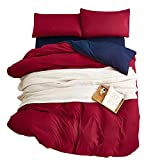 Best Bamboo Bed Sheets - ZWNSWD Bamboo Fiber Plain Weave 4 Piece Set Review