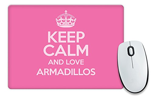 colore-rosa-e-scritta-keep-calm-and-love-armadilli-colore-1954-tappetino-per-mouse