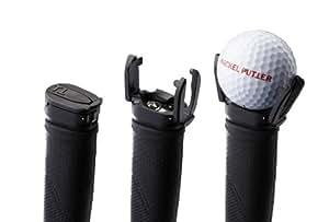 Asbri Ramasseur de balles de golf Noir