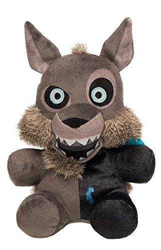 Funko Five Nights At Freddy's Twisted Ones-Wolf Collectible Figure, Multicolor