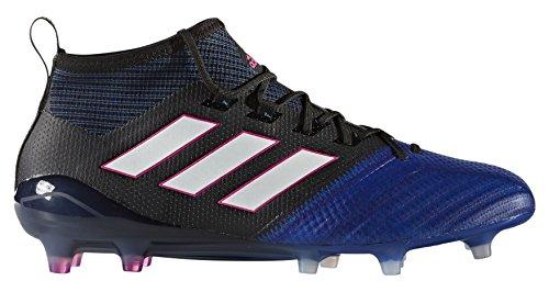adidas Herren Ace 17.1 Primeknit Fg für Fußballtrainingsschuhe, Schwarz (Nero Negbas/Ftwbla/Azul), 42 EU (Ace 2 Schuhe)